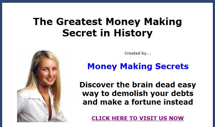 Greatest Money Making Secret 1.0